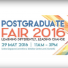 NIE Post-Graduate Fair 2016