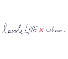 Lacoste Live! Interview with Eshaun Soh