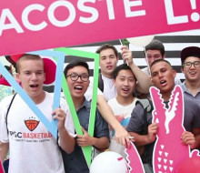 Lacoste Live! Activation Video