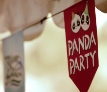 Panda Party Launch