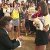 Flash Mob Proposal @ Singapore Changi Airport
