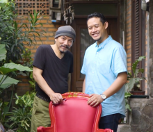 Friends for a Better World – Imis Iskandar and Tatang Ramadhan Bouqie