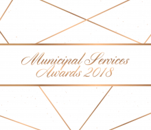 Municipal Services Awards 2018
