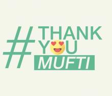 #thankyouMufti