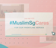 #muslimsgcares – Thank You Frontline Heroes