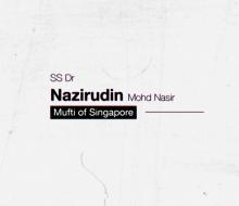 Sharings by Mufti Dr Nazirudin Mohd Nasir