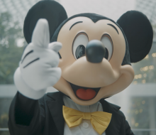 SingapoRediscovers with Disney's Mickey Mouse